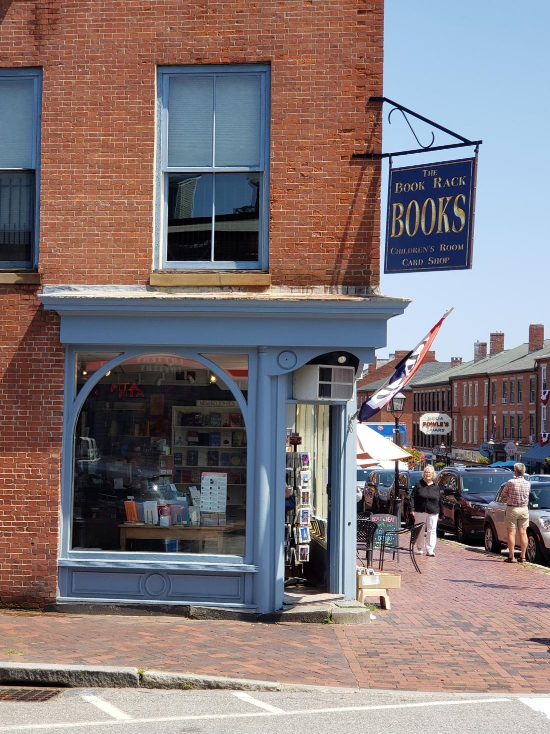 Book Nook Newburyport MA