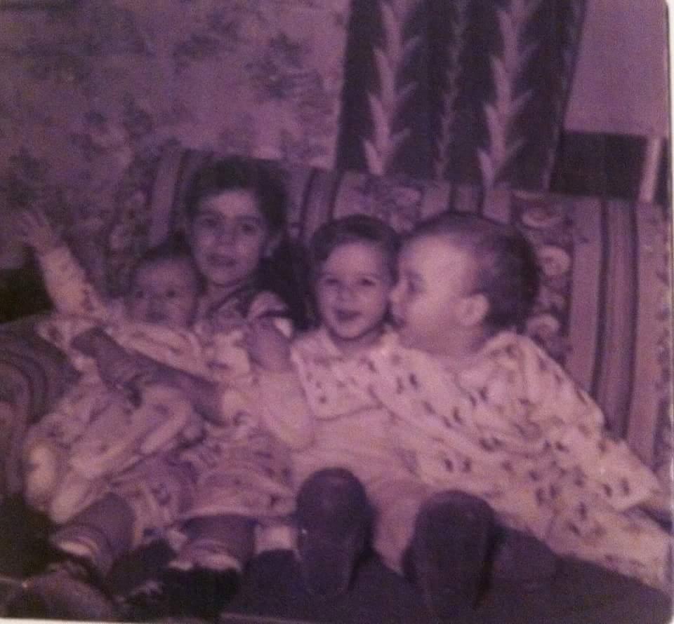Boudreau Kids 1958