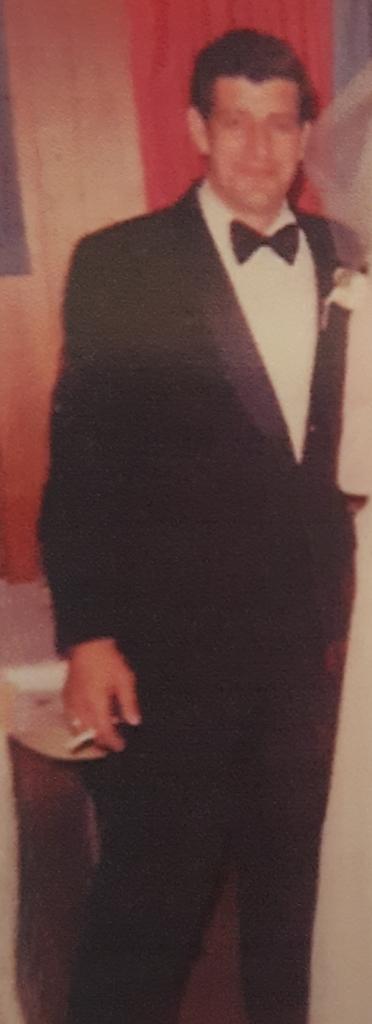 Dad Dean Martin