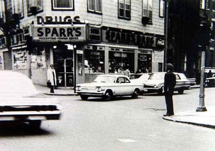 Spars Drug Store
